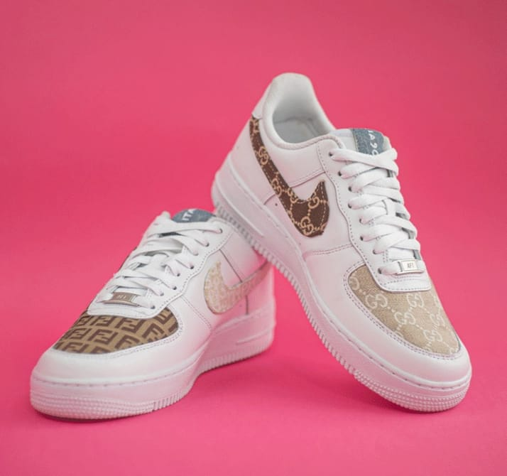Image of AIR FORCE 1 EXODIA