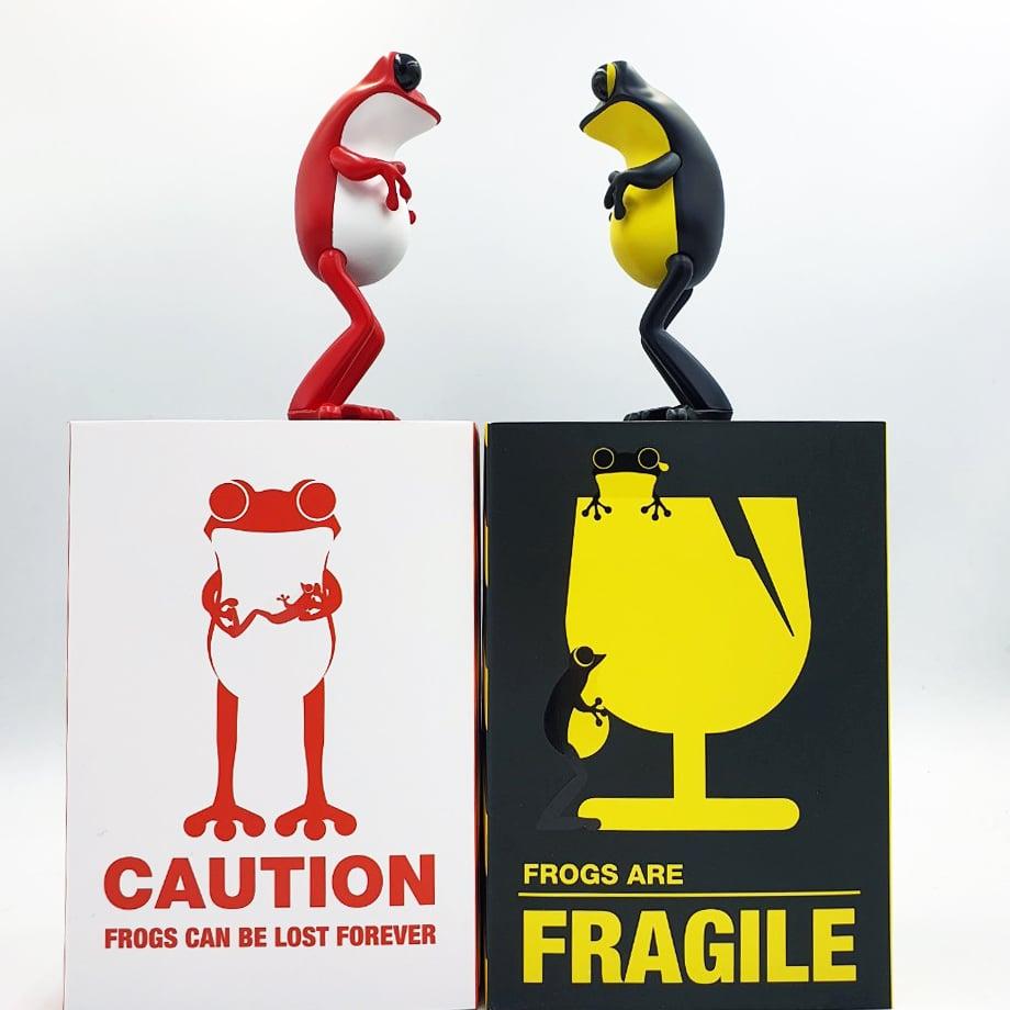 Image of Caution & Fragile Set