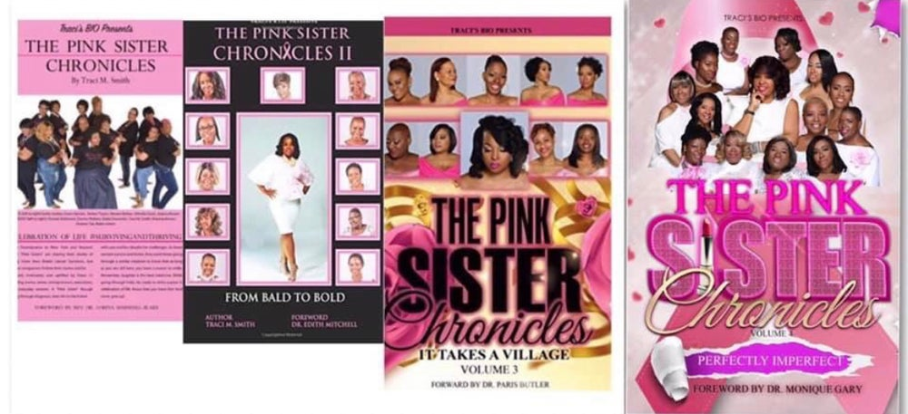 Image of Traci's BIO Pink Sister Chronicles Quarantine $10.00 Sale