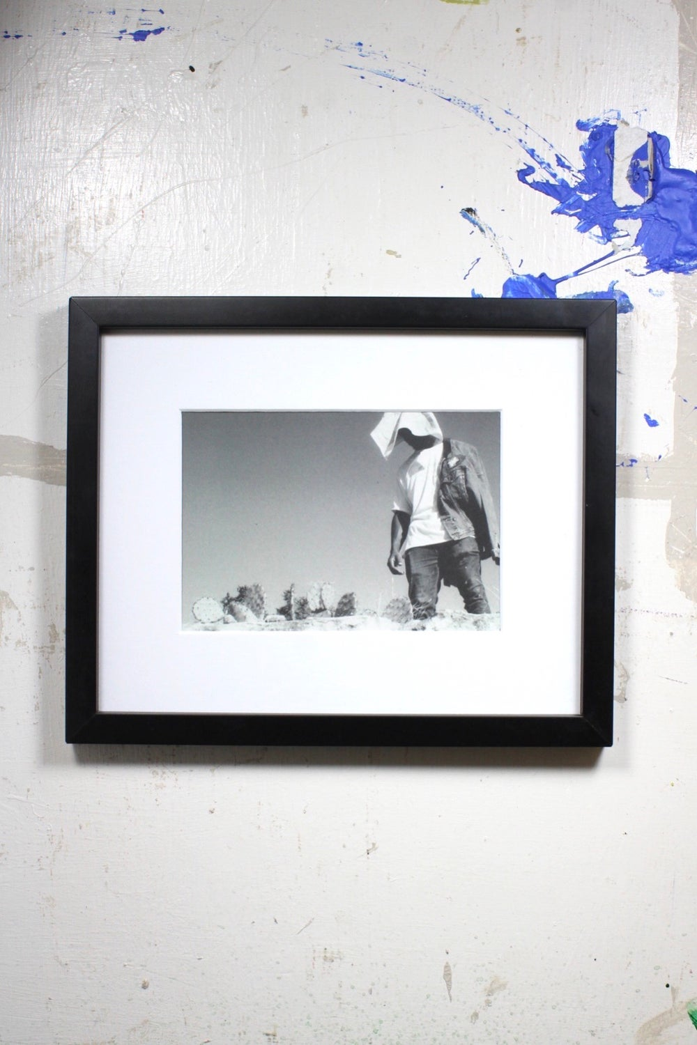 """""""stand up"""" 9in x 11in framed photo by @holidaylens"""