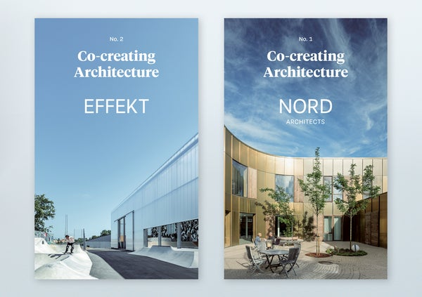 Image of Buy both! Co-Creating Architecture no. 1 and 2. NORD / EFFEKT