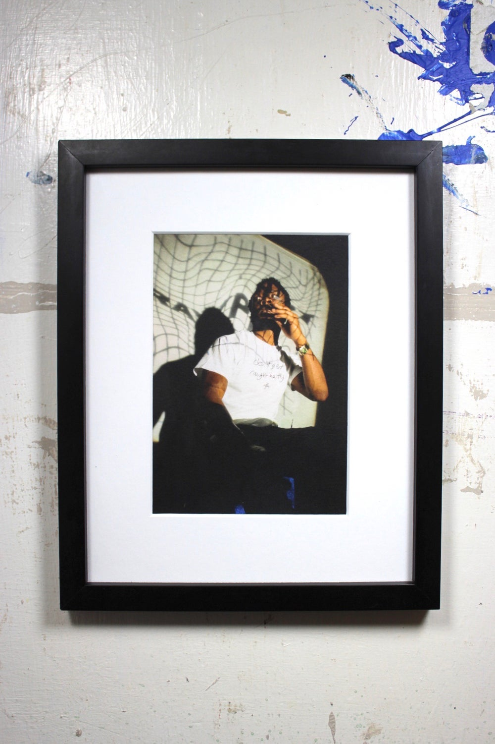 """""""don't"""" 9in x 11in framed photo shot by @holidaylens"""