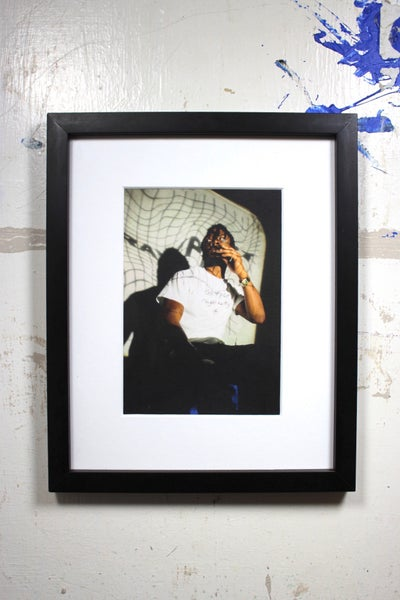 """Image of """"don't"""" 9in x 11in framed photo shot by @holidaylens"""