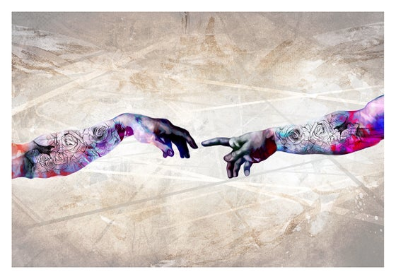 Image of Connection - OPEN EDITION PRINT - FREE WORLDWIDE SHIPPING!!!
