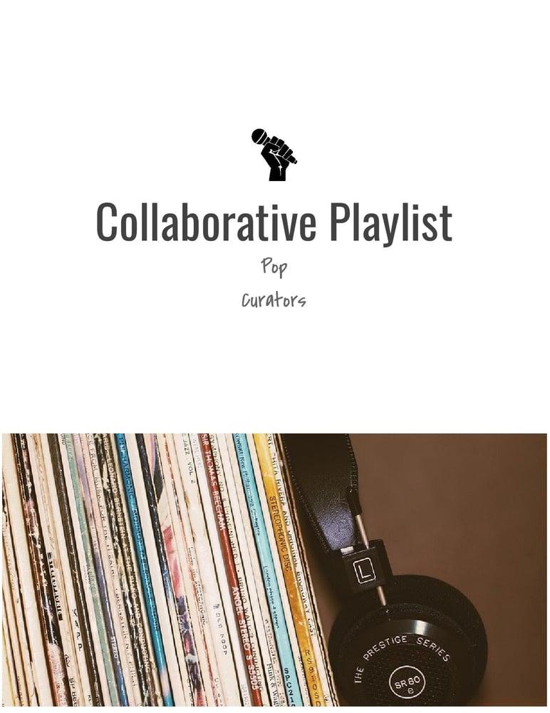 Image of Pop Playlist Curators