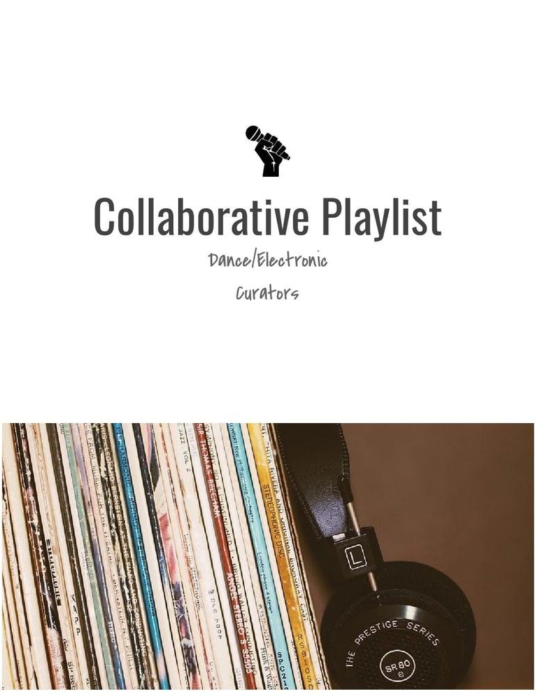 Image of Dance/Electronic Playlist Curators