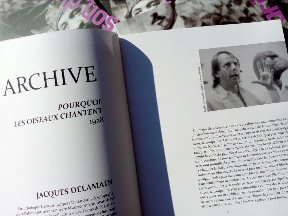Image of le son du grisli #5 [revue]