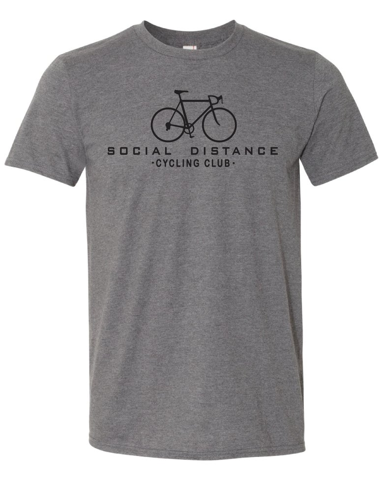 Image of Social Distance Bike Club t