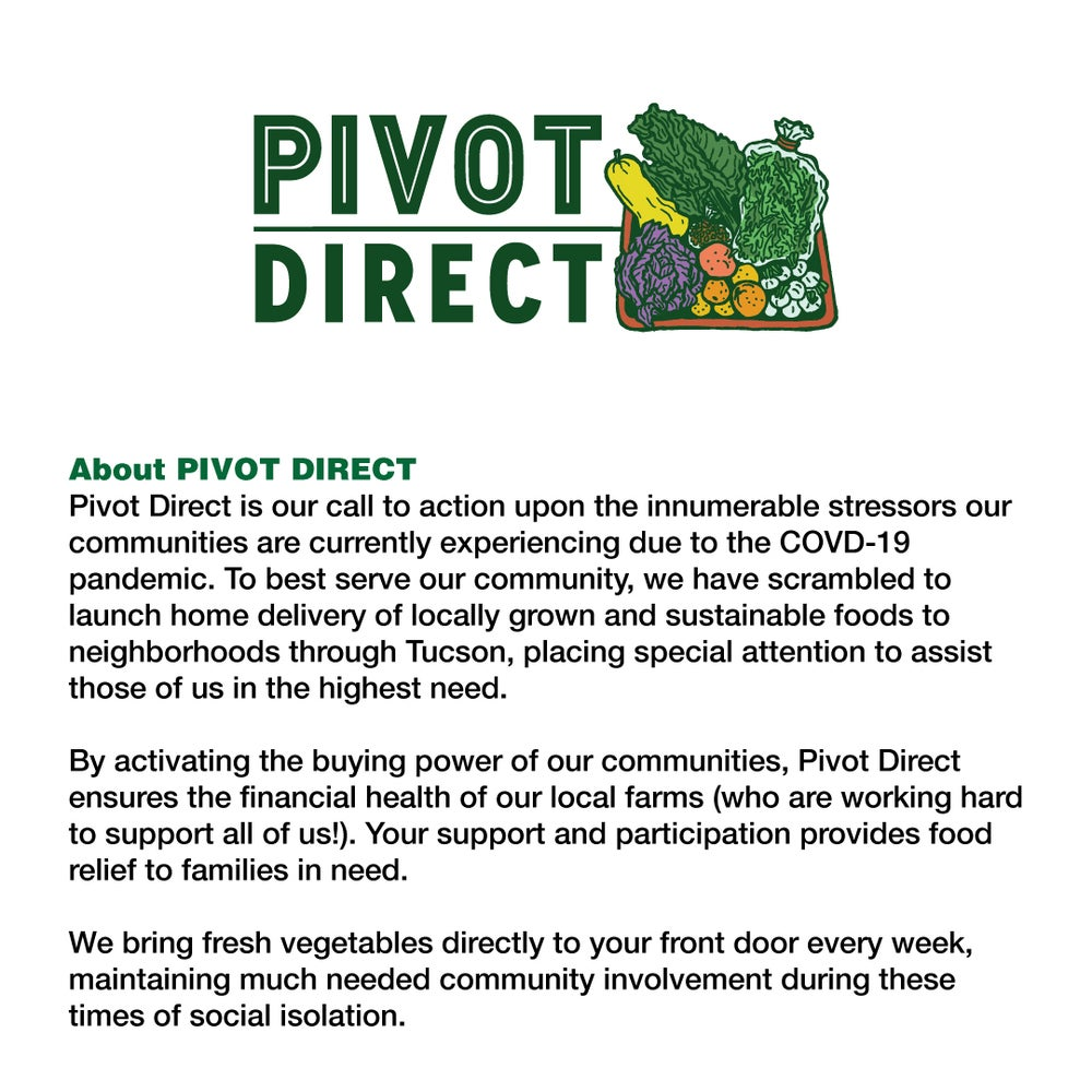 "Image of ""Pivot Direct"" - Canvas Tote bag"