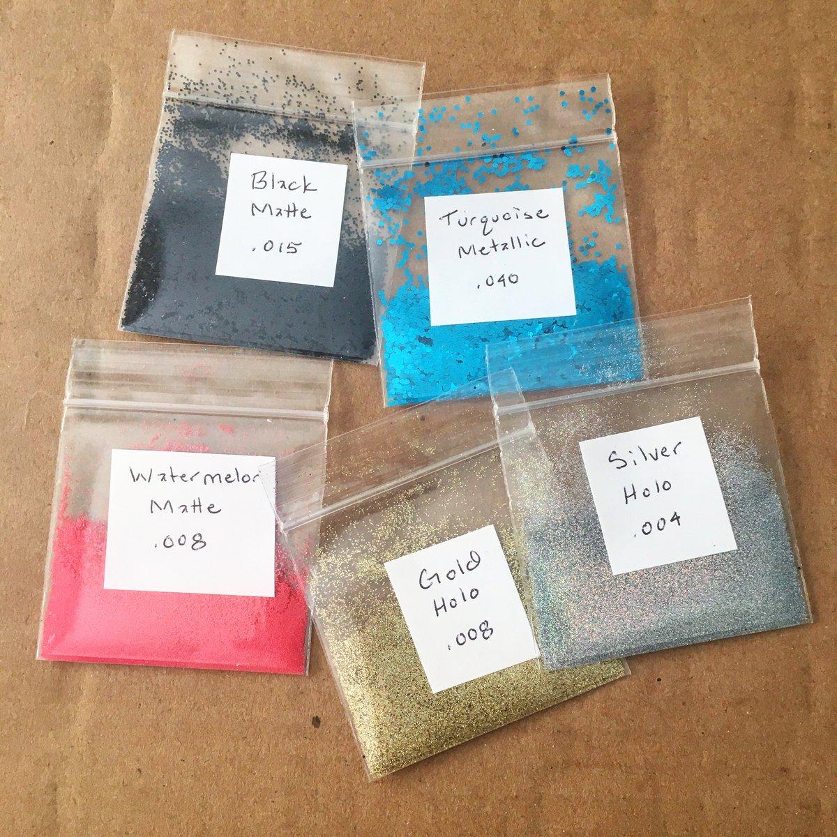DIY Glitter Polish Making Kit