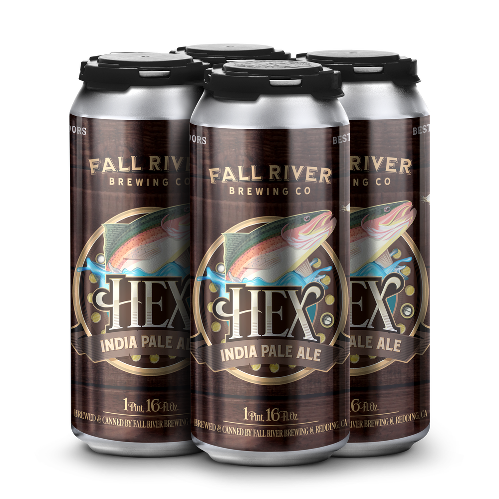 Image of Hex IPA - Case of 24, 16 oz cans