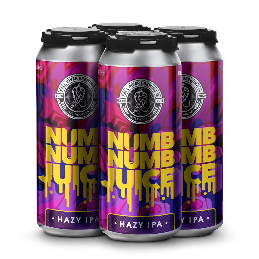 Image of Numb Numb Juice NEIPA - Case of 24, 16oz cans