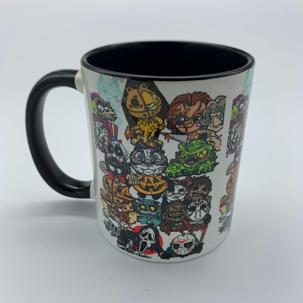 Mugs Pt 4 (various designs)