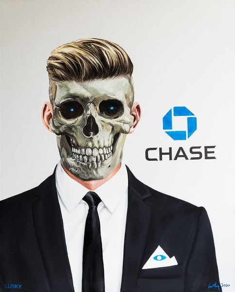 Image of Chase Corporatist