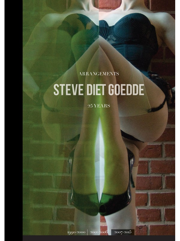 "Image of Hardcover Book ""ARRANGEMENTS Volume III"" by Steve Diet Goedde"