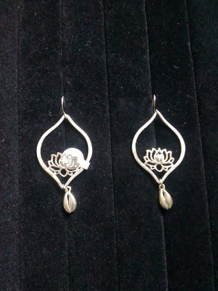 Image of Stirling Silver Ear-Rings (2)