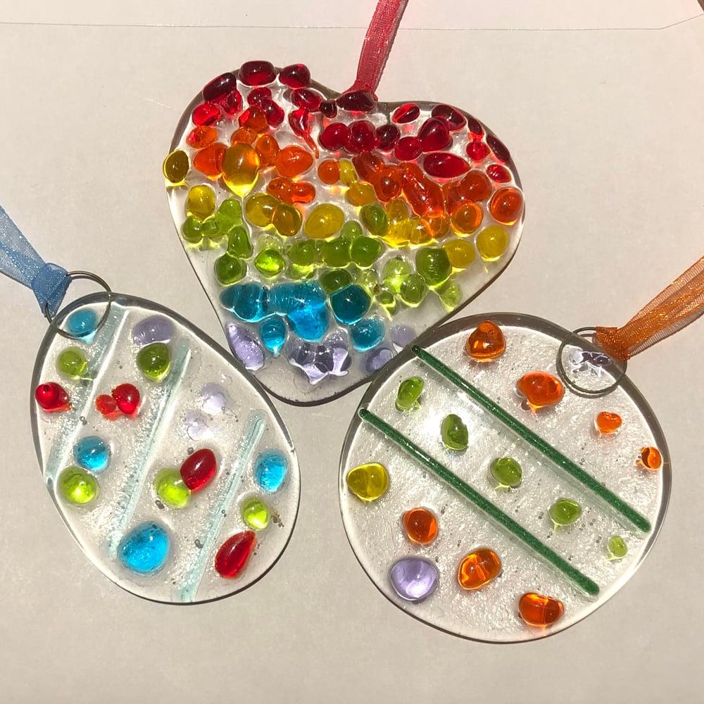 Image of Make at home glass art workshops