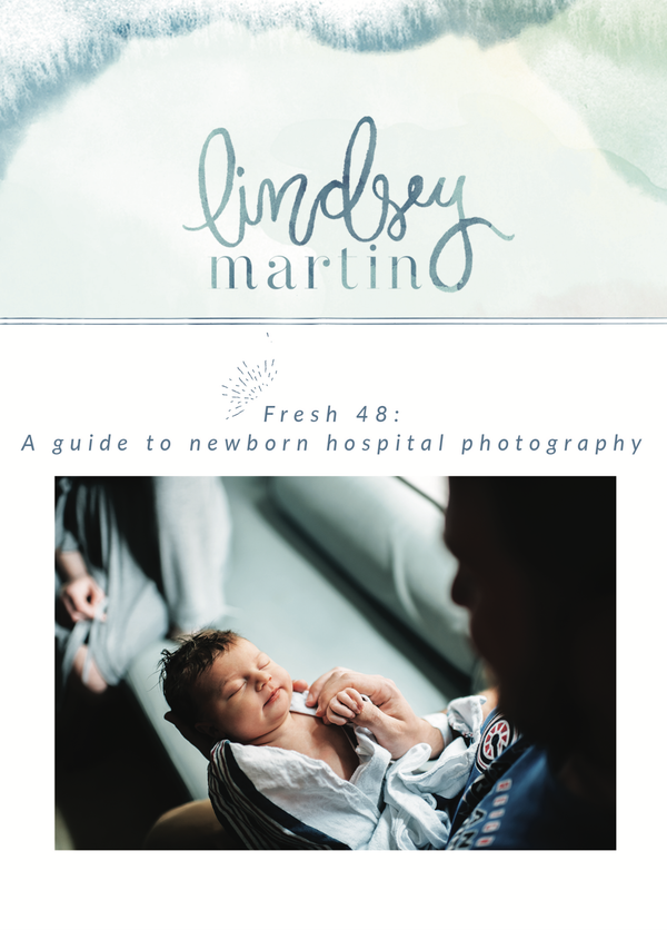 Image of DIY Fresh 48: A Guide to Newborn Hospital Photos