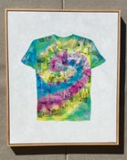 Image of Travel & Enjoy- Tie Dye Tee - Original