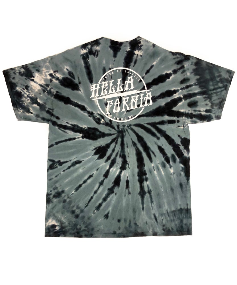 Image of Thick as Thieves Tie Dye
