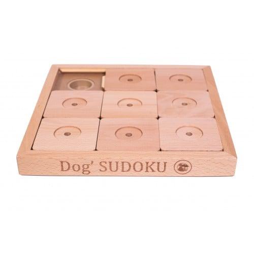 Sudoku Medium Expert - Dog Puzzle