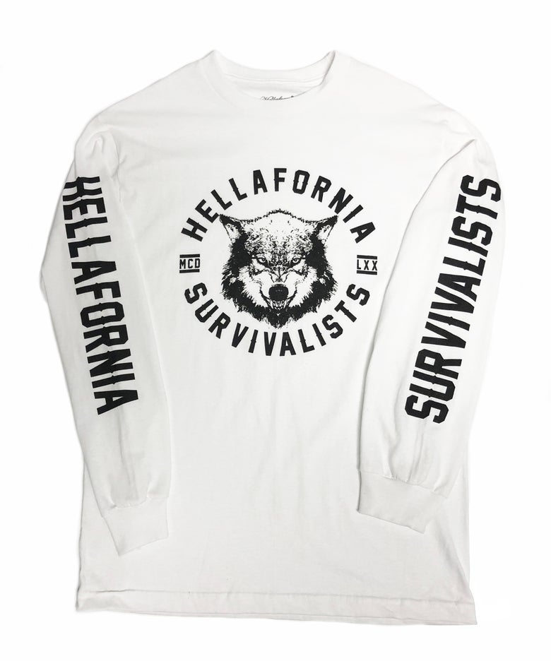 Image of Survivalists Long Sleeve