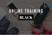 Image of ONLINE TRAINING: Shut Up And Train - BLACK