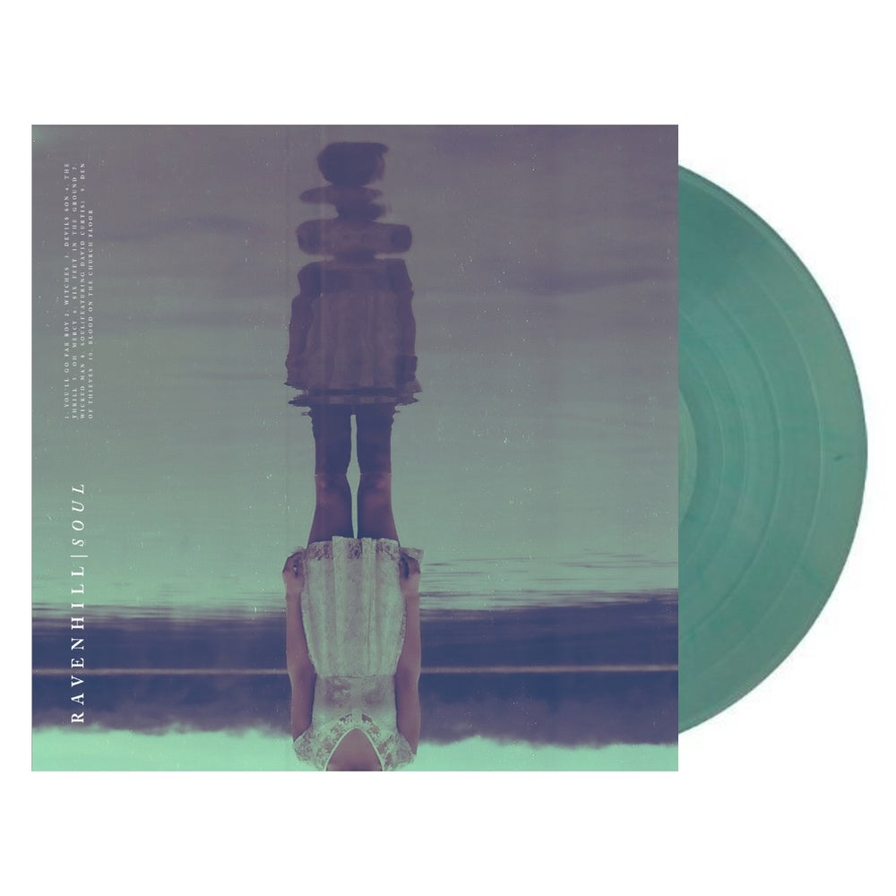 Image of PREORDER- SOUL VINYL RECORDS-Coke Bottle Green