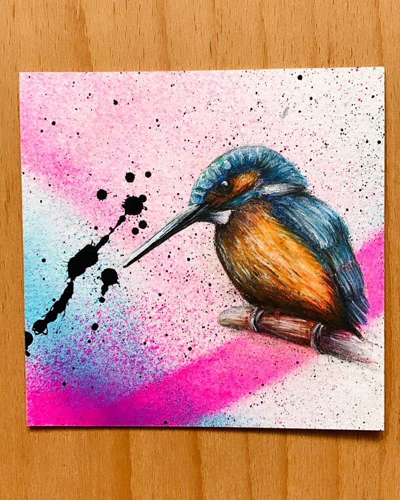 Image of Kingfisher - 25% Off