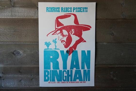 Image of Ryan Bingham Poster