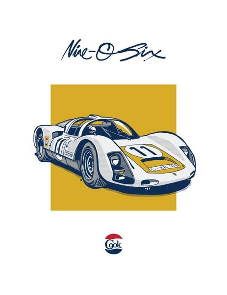 Image of Porsche 906 Print