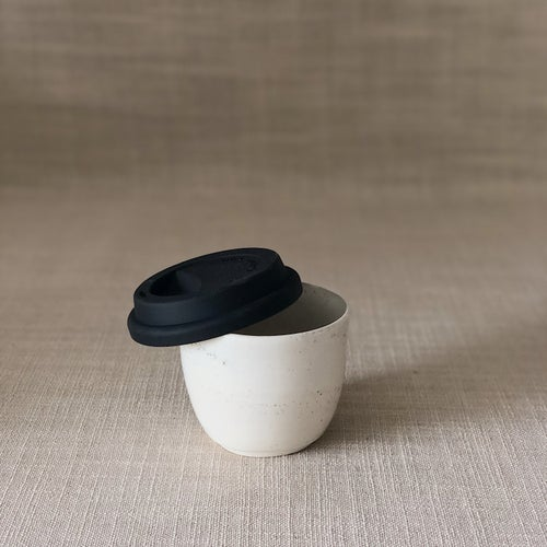 Image of ZEN WHITE SMALL TRAVEL CUP