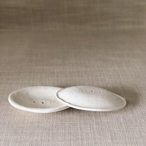Image of ZEN WHITE SOAP DISH