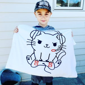 Image of Kids & Teens - Games and Hobbies Designs - Pillows