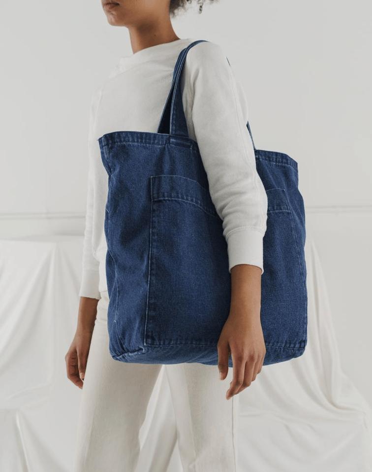 Image of baggu giant pocket tote