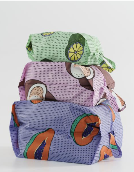 Image of baggu pouch sets