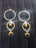 Gold Plated Ear-Rings (1)