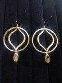 Gold Plated Ear-Rings (2)