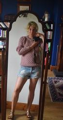 Image of Aran Sweater - Pastel Colours