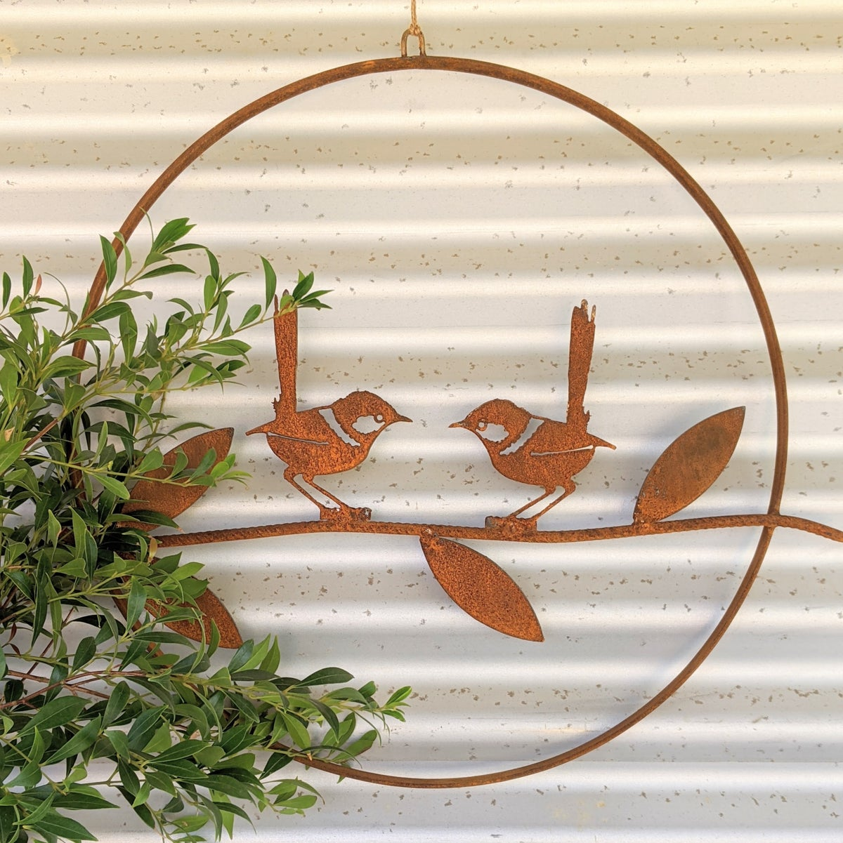 Wrens in a Ring - Large