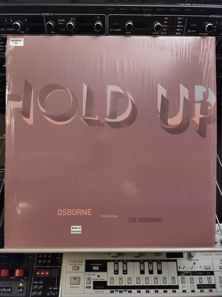 Image of Osborne Featuring Joe Goddard ‎– Hold Up