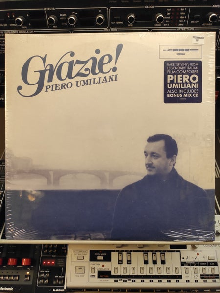 Image of Piero Umiliani ‎– Grazie!