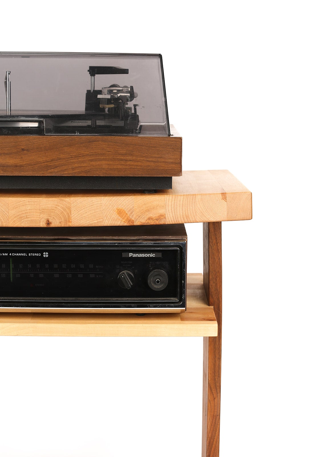 Image of Record Player Stand