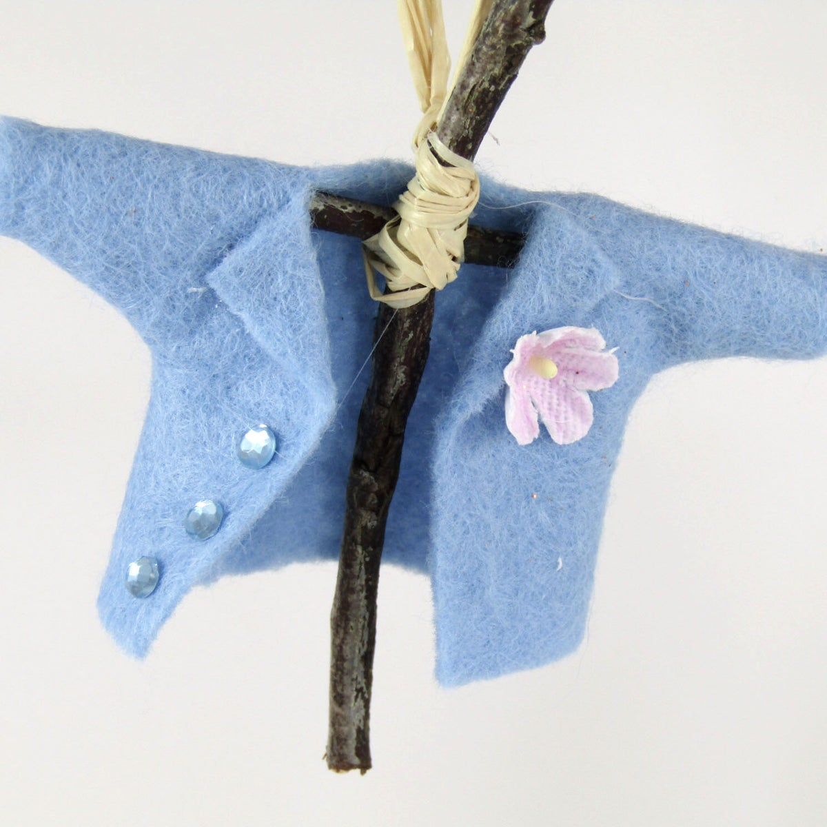 Image of Peter Rabbit's Coat Decoration