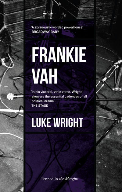 Image of Frankie Vah (signed copy)