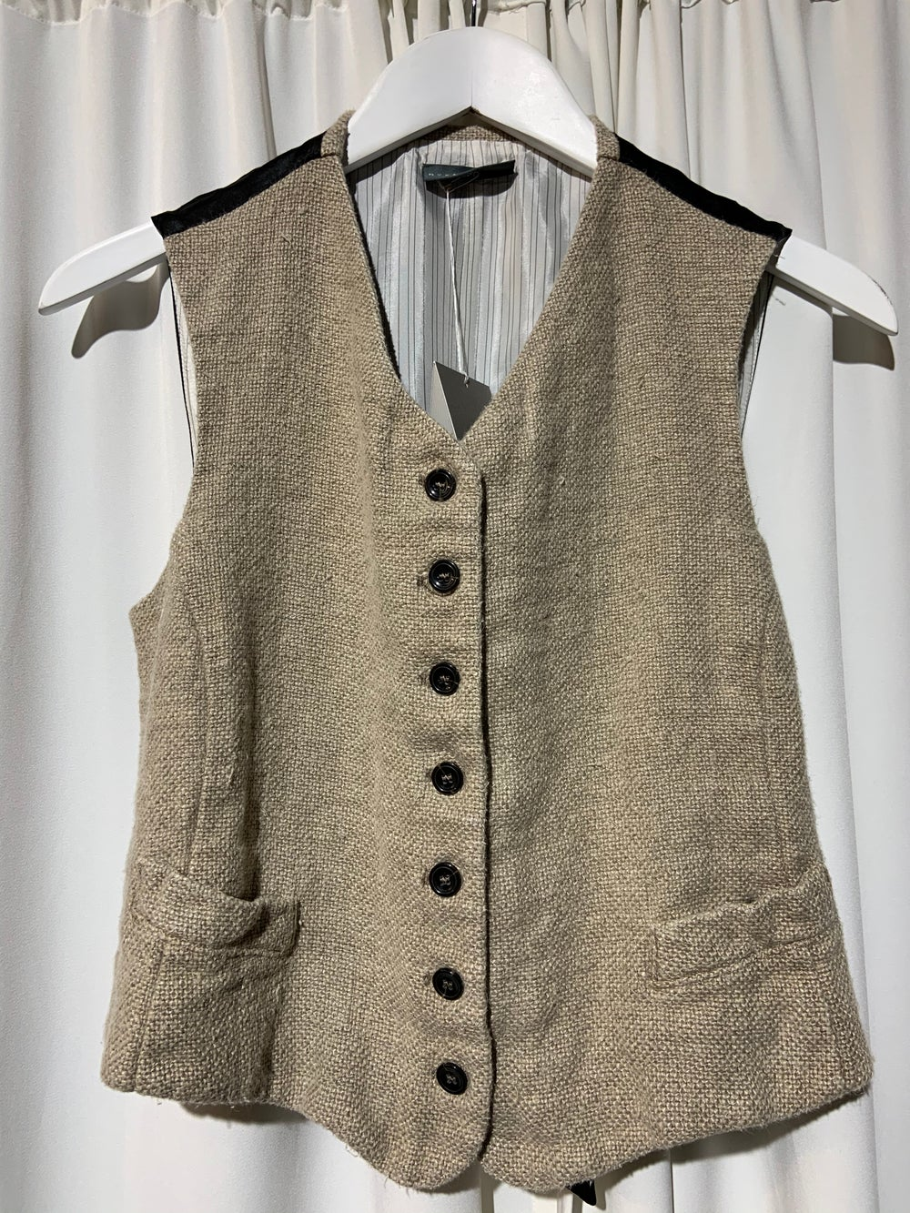Image of NYGARDSANNA Waistcoat nature