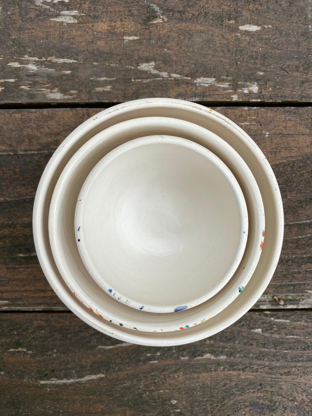 Funfetti Nester Bowl