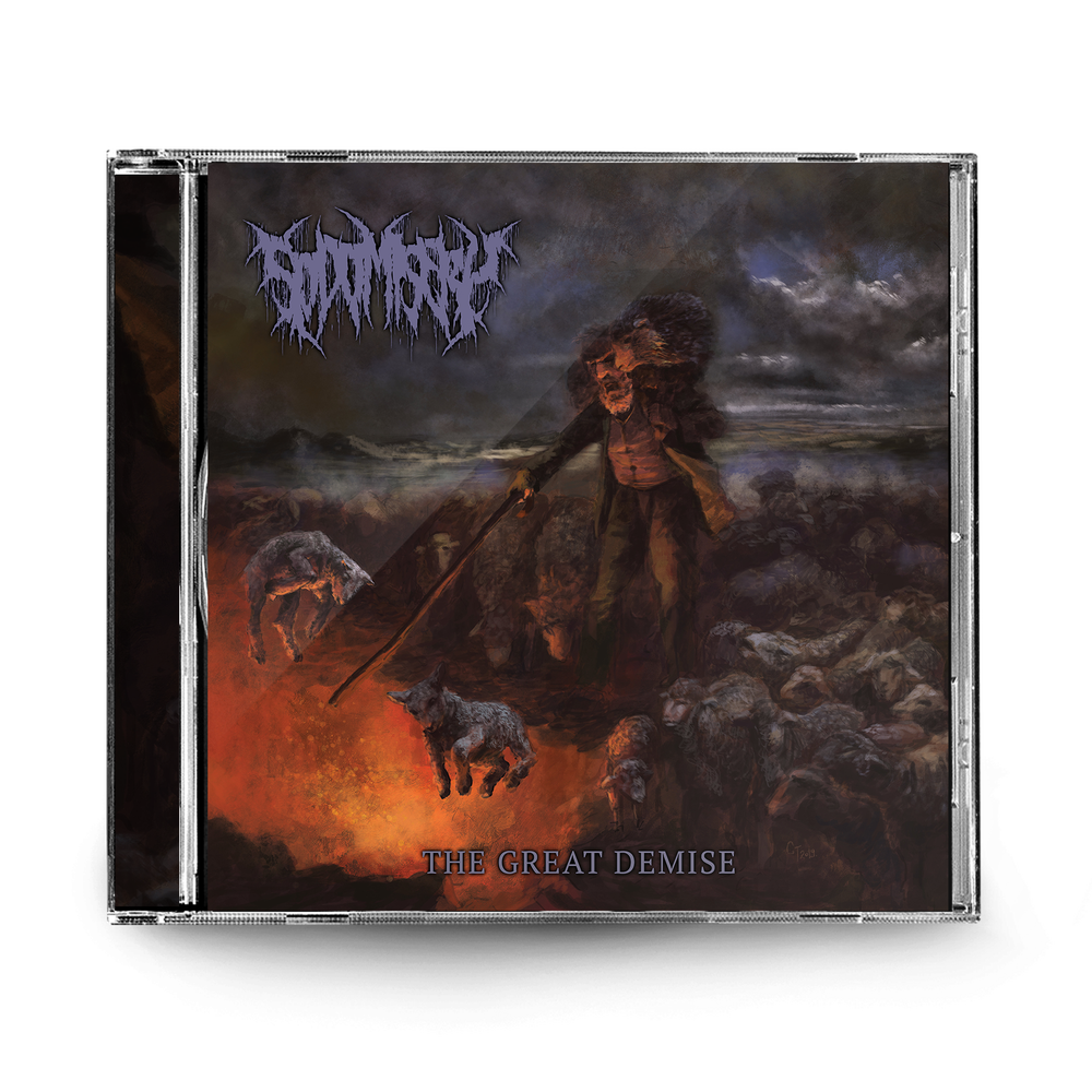 Image of Sodomisery • The Great Demise (CD Jewelcase)