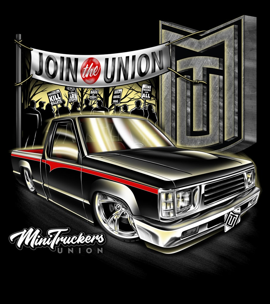 Image of Join the Union - Mighty Max