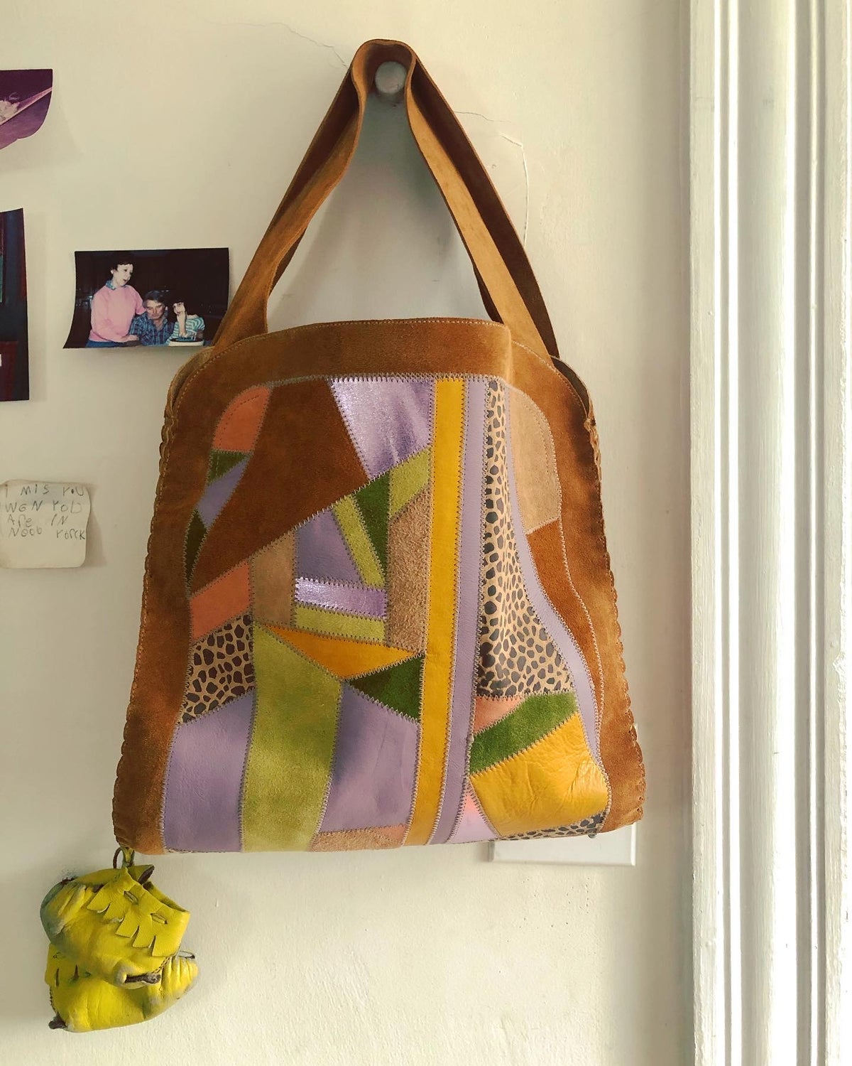Image of Scrap Box Tote Bag